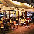 Restaurant: brasserie lola