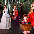 Les Nouvelles Séries ( suite ) - <b>Boss</b>, Once upon a Time, Grimm & Hell on Wheels