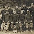 Nos poilus aux archives départementales : les <b>prisonniers</b>