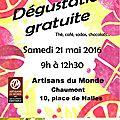Artisans du Monde Chaumont (52)