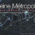 AXE SEINE: projet scientifique d'un atlas collaboratif décrivant la... Mégarégion de Paris.