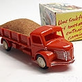 Berliet GLC Transport de sable. Scale Toys. France