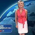 Evelyne Dhéliat corsage orange 3640 30 06 10