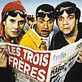 Les Trois Frères - Les Inconnus (1995) / Essais - Montaigne (1582-<b>1588</b>) / Épigrammes IV,XXX, Le Pêcheur - Martial (80)