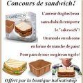 Sandwich royal tandoori