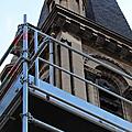 Restauration de l'église notre dame d'alfortville