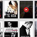Des films biographiques sur l'appli Android PlayVOD pour vous distraire