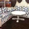 <b>Salon</b> marocain moderne fascinant 2014