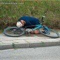 vélo + alcool