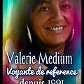 Valerie voyance medium