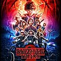 Série - stranger things - saison 2 (4/5)