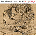 <b>Courbet</b> dessinateur