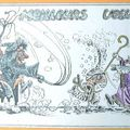 Mes cartes de Voeux et dessins de Noël