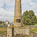 Guerres de Vendée, Colonne Commémorative de la bataille de Torfou du 19 septembre 1793