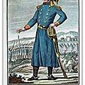 <b>CHÂTEAUDUN</b> (28) PARIS (75) - GABRIEL-NICOLAS-FRANÇOIS DE BOISGUYON, ADJUDANT-GÉNÉRAL (1758 - 1793)