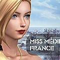 MISS <b>MÉDIÉVAL</b> FRANCE élue en terres <b>médiévales</b> !