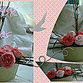 <b>Bouquets</b> Roses et Bambous