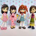Lollie, Maé, Asuka, Emy