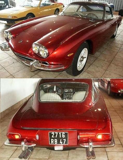 LAMBORGHINI - 400 GT - 1967