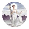 Sainte Blanche,martyre romaine