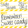 Blog candy -> studio tekturek