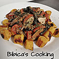 Bibica's cooking