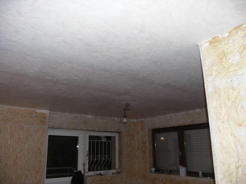Dbut De La Peinture  Notre Nouvelle Maison  Le Chteau