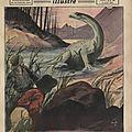 Le plésiosaure de patagonie