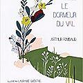 Le dormeur du val / Arthur Rimbaud .; ill. Lauranne Quentric . - Editions Mouck, 2018 (Juvenilia)