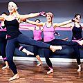 Alliez danse, pilates et boxe avec le <b>Piloxing</b> !