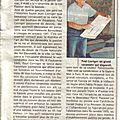 Le Résistant, jeudi 26 février 2009