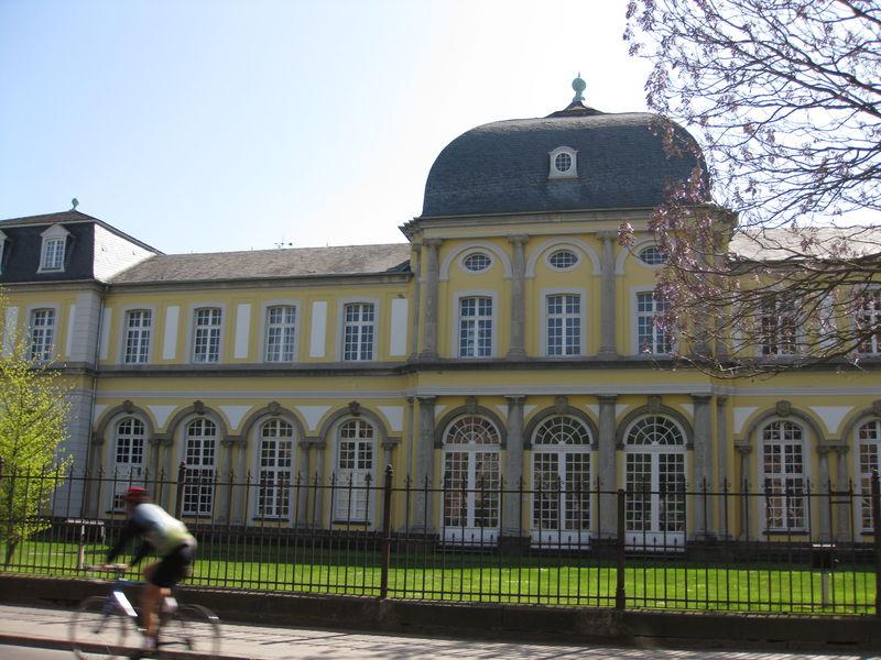 Université de Bonn (un des pavillons)