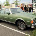 Chevrolet caprice classic 4door sedan de 1979 (Rencard du Burger King) 01