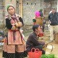 Vietnam marché de Bac Ha 31