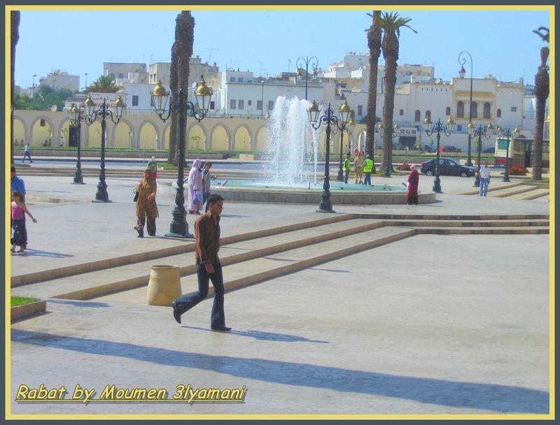 Fontaine Joht Darna Rabat