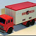 Mercedes <b>Container</b> Truck #42 E Superfast …