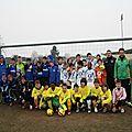 Football international à nogent-le-roi avec le jumelage et nos amis d'heddesheim