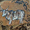 vache rupestre Caro