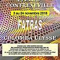 La B7 de Colomba ULYSSE - VITTEL/CONTREXEVILLE