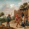 David Teniers (le Jeune) - Scène extérieure