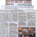 Article l'yonne républicaine, 13 novembre 2006