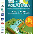 Resultats trail aquaterra 15/07/2017