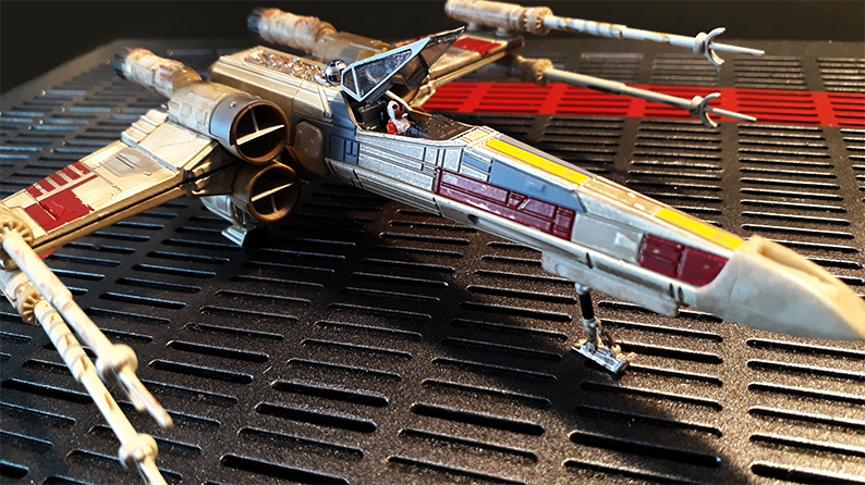 x-wing hotwheel elite 03