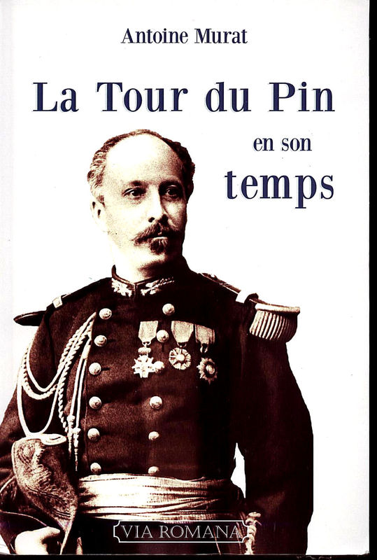 La tour du pin en son temps