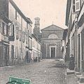 Carte postale anciennes de L'isle jourdain (Gers)