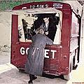 Les camions-magasin dans les années 50-60