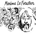 Saltimbanque - <b>Maxime</b> Le Forestier