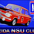 6ème Réunion du <b>Ceida</b> <b>NSU</b> <b>Club</b> - France - Dimanche 3 Juillet 2016 / 6th Reunion of <b>Ceida</b> <b>NSU</b> <b>Club</b> - France - Sunday 3 July 2016