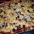 Pizza du frigo