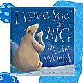 Mother's day : I love you as big as the world (cycle 2)